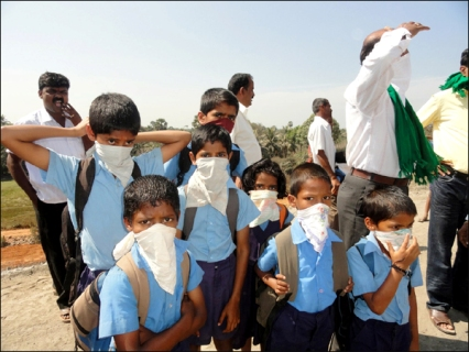 India Kids Fly ash 2