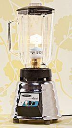 Blender lamp