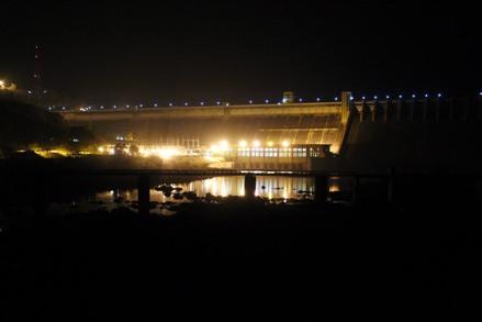 India dam