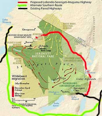 Serengeti-Mugumu-Hwy
