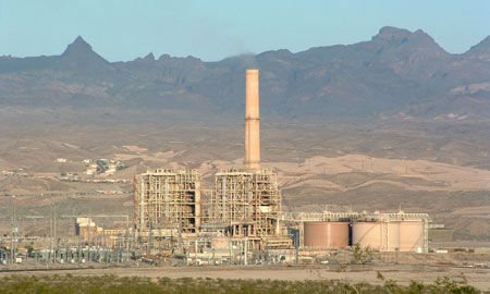 Mohave-Power-Plant