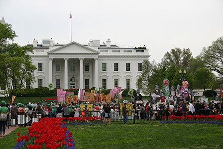 White-House-rally