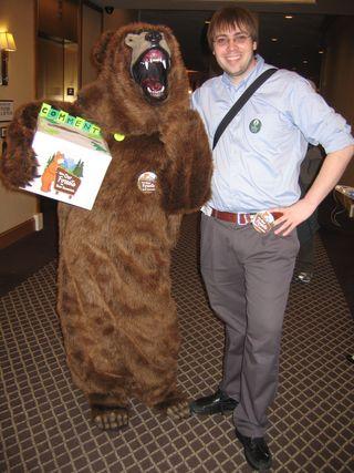 NFMA bear