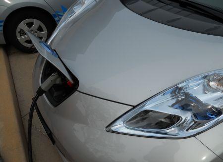 Nissan Leaf EV Symposium2
