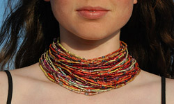 Leakey Collection necklaces