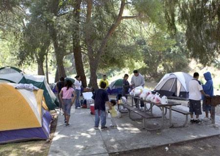 San-Gabriels-picnic-area