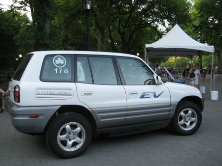 EV Central Park event2