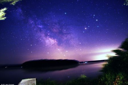 Milky Way Summer 2011 John Chumack