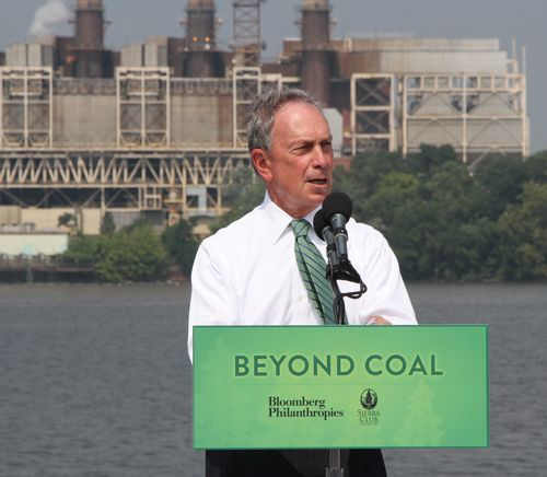 Mayor Bloomberg:Sierra Club