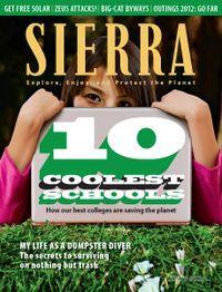 Sierra Magazine's 10 Coolest Schools