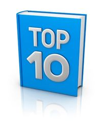 Top 10 lists for everything