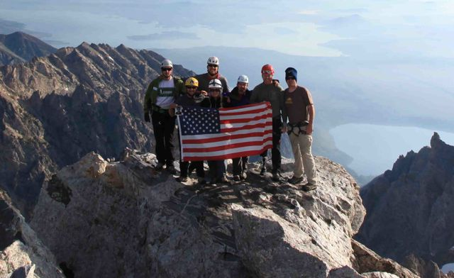Tetons Summit