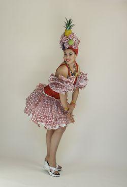 Target flamenco dress