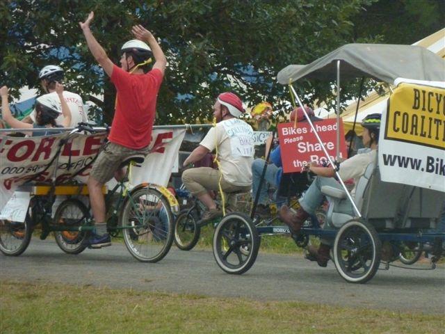 Maine bikes