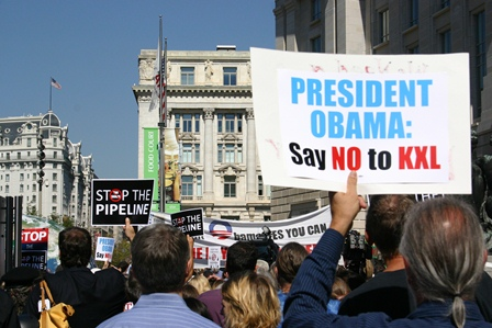 Say No to Keystone XL