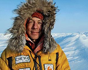 Explorer Eric Larsen