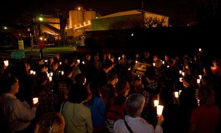 Evening-vigil