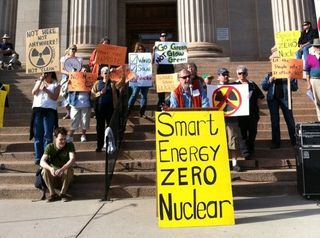 Smart Energy No Nuclear