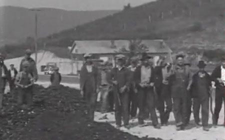 1921-Blair-Mountain-march