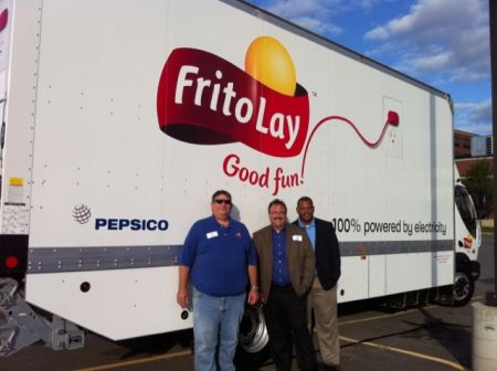 FritoLay Electric Truck