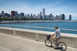 Biking-chicago