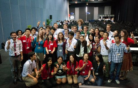 U.S.-Chinese Youth Delegation