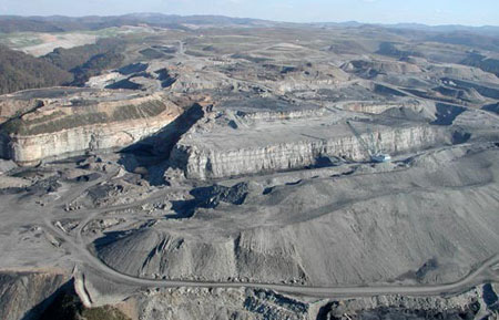 Mountaintop-removal-mining