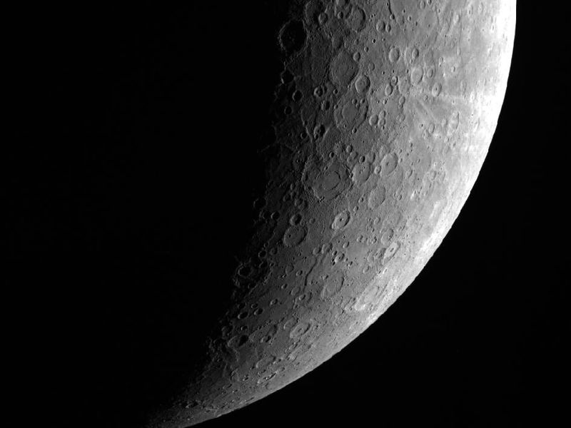 Mercury by MESSENGER