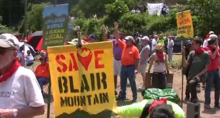 March-on-Blair-Mountain
