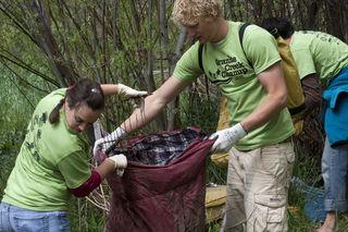 Granite Creek Clean-up