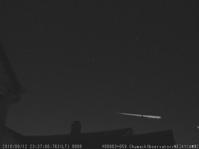 8-12-11 Perseid Meteor Chumack