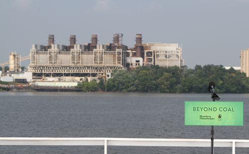 Potomac River coal plant