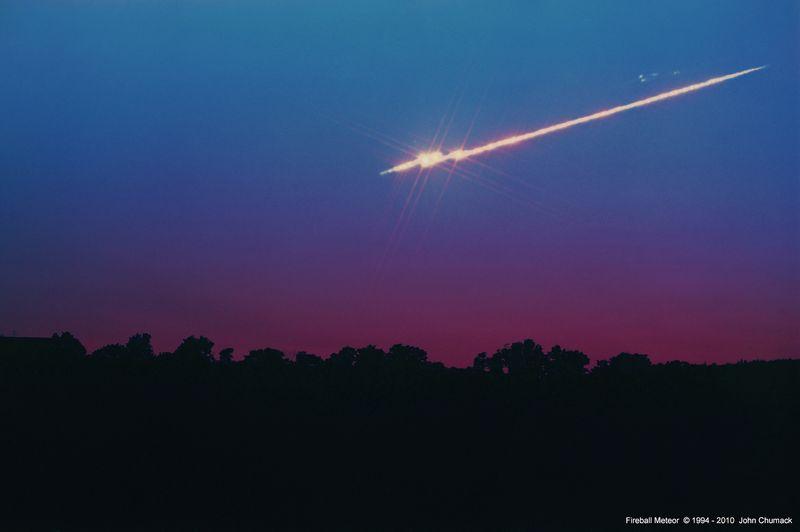 9-16-11 Meteor Fireball Chumack