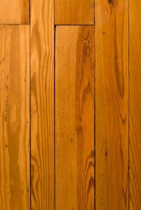 Antique pine flooring from 1901