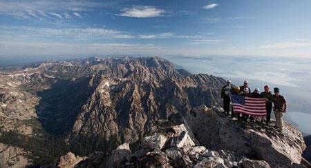 Grand-Teton-ascent