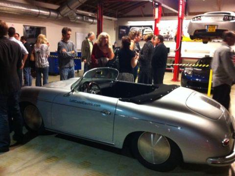 EV converted car, Greg Gadget Abbott