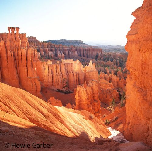 Bryce Canyon - by Howie Garber
