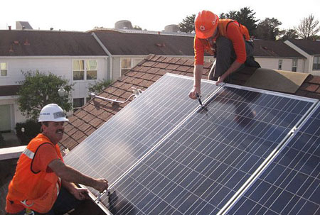 Vets-Day-solar-installation