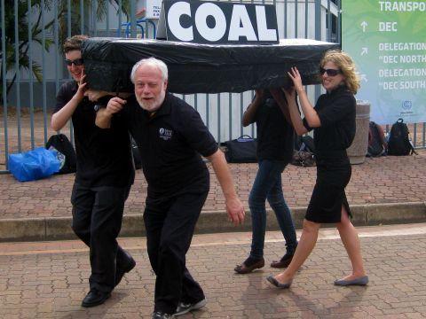 IMG_2636 Coal Funeral inside COP