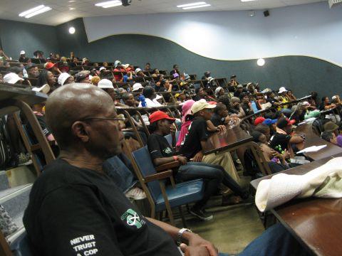 Durban Anti-coal event