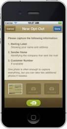 New app eliminates junk mail