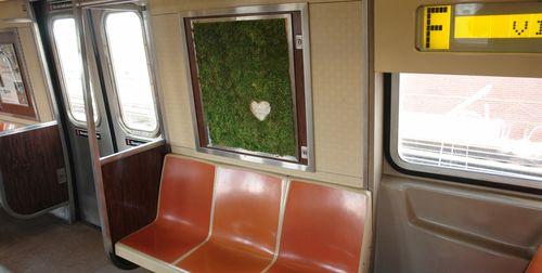 Mosstika Metro Moss