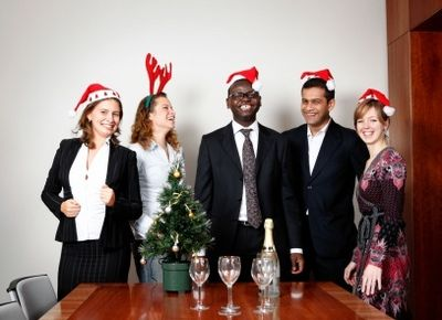 Office holiday party istock swilmor