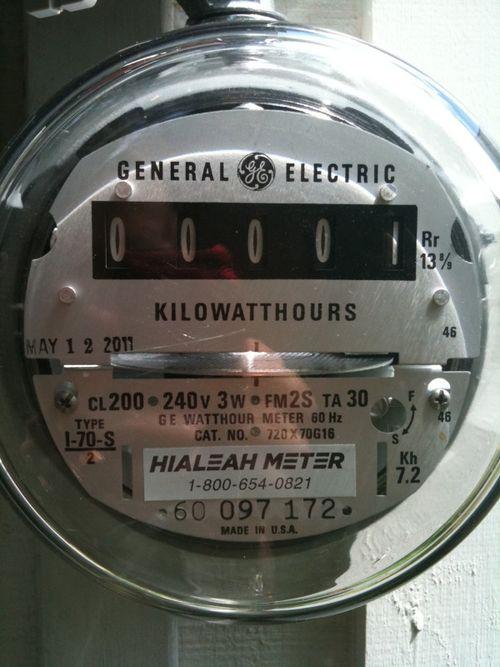 First kilowatt