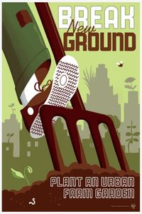Break New Ground