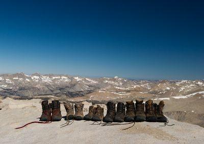 Mt Whitney Summit by Jen Serena