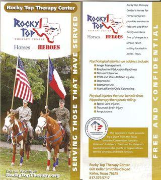 Rocky Top Brochure