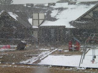 Snowy YMCA of the Rockies