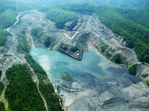 Coal slurry
