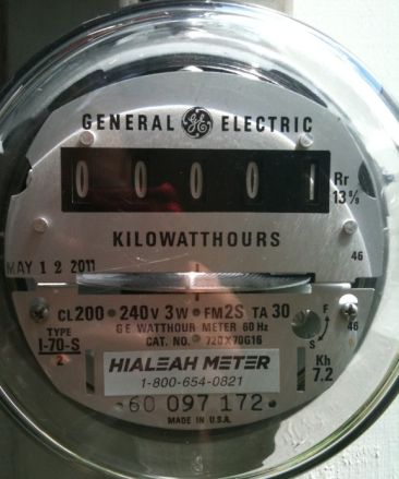 My clean kilowatt